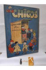 EL GRAN CHICOS Nº 34. AÑO III, NOVIEMBRE 1948