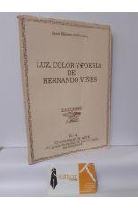 LUZ, COLOR Y POESÍA DE HERNANDO VIÑES