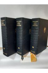 OBRAS COMPLETAS (TOMOS I, II Y III)