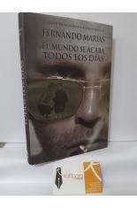 EL MUNDO SE ACABA TODOS LOS DÍAS