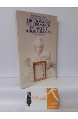 DICCIONARIO DE TÉRMINOS DE ARTE Y ELEMENTOS DE ARQUELOGÍA Y NUMISMÁTICA