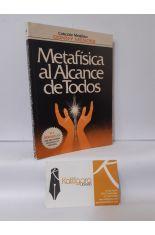 METAFÍSICA AL ALCANCE DE TODOS