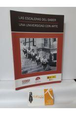 75 AÑOS DE LA UIMP. LAS ESCALERAS DEL SABER, UNA UNIVERSIDAD CON ARTE