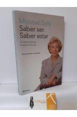 SABER SER, SABER ESTAR. EL MANUAL DE LAS BUENAS MANERAS