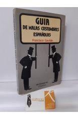 GUÍA DE MALAS COSTUMBRES ESPAÑOLAS