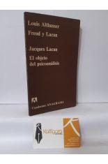 FREUD Y LACAN/ EL OBJETO DEL PSICOANÁLISIS