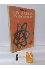 LAS TEORÍAS ANARQUISTAS (UTOPÍA Y PRAXIS)