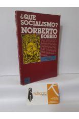 ¿QUÉ SOCIALISMO?