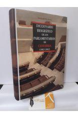 DICCIONARIO BIOGRÁFICO DE LOS PARLAMENTARIOS DE CANTABRIA (1902-2002)