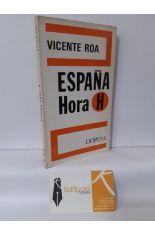 ESPAÑA HORA H