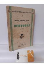 HERVORES (POESÍAS)