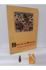 LIBRO DE LA MOTNERÍA DEL REY DE CASTILLA ALFONSO XI