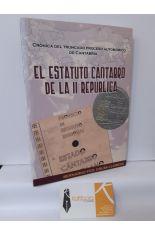 EL ESTATUTO CÁNTABRO DE LA II REPÚBLICA, CRÓNICA DEL TRUNCADO PROCESO AUTONÓMICO DE CANTABRIA