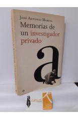 MEMORIAS DE UN INVESTIGADOR PRIVADO