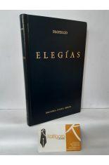 ELEGÍAS. BIBLIOTECA CLÁSICA GREDOS 131.