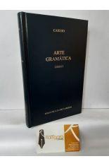 ARTE GRAMÁTICA, LIBRO 1. BIBLIOTECA CLÁSICA GREDOS 375