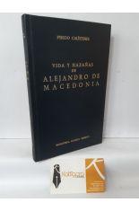 VIDA Y HAZAÑAS DE ALEJANDRO DE MACEDONIA. BIBLIOTECA CLÁSICA GREDOS 1
