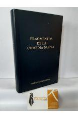 FRAGMENTOS DE LA COMEDIA NUEVA. BIBLIOTECA CLÁSICA GREDOS 412