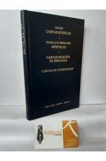 CARTAS RÚSTICAS - EPÍSTOLAS - CARTAS DE QUIÓN DE HERACLEA - CARTAS DE TEMÍSTOCLES. BIBLIOTECA CLÁSICA GREDOS 263