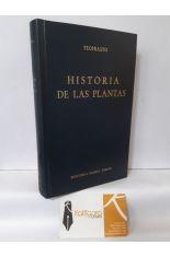 HISTORIA DE LAS PLANTAS. BIBLIOTECA CLÁSICA GREDOS 112