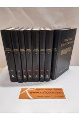 TRATADOS HIPOCRÁTICOS (8 TOMOS). BIBLIOTECA CLÁSICA GREDOS 63, 90, 91, 114, 126, 143, 175 Y 307