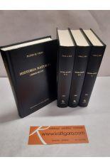 HISTORIA NATURAL - LIBROS I A XVI (4 TOMOS). BIBLIOTECA CLÁSICA GREDOS 206, 250, 308, 388