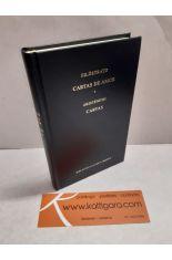 CARTAS DE AMOR (FILÓSTRATO) - CARTAS (ARISTÉNETO). BIBLIOTECA CLÁSICA GREDOS 382