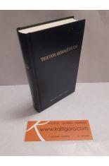 TEXTOS HERMÉTICOS. BIBLIOTECA CLÁSICA GREDOS 268