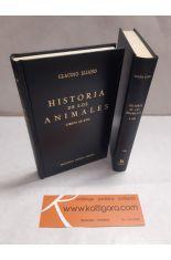 HISTORIA DE LOS ANIMALES. LIBROS I-VIII Y IX-XVII (2 TOMOS). BIBLIOTECA CLÁSICA GREDOS 66 Y 67