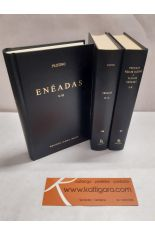 VIDA DE PLOTINO (PORFIRIO) - ENÉADAS I-VI (PLOTINO) 3 TOMOS. BIBLIOTECA CLÁSICA GREDOS 57, 88 Y 256