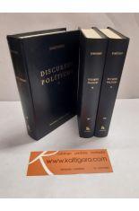 DISCURSOS POLÍTICOS I, II Y III. BIBLIOTECA CLÁSICA GREDOS 35, 86 Y 87