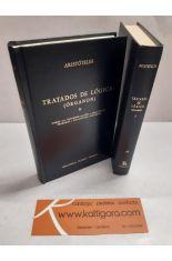 TRATADOS DE LÓGICA (ÓRGANON) 2 TOMOS. BIBLIOTECA CLÁSICA GREDOS 51 Y 115