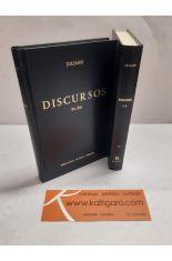 DISCURSOS I-V Y VI-XII (2 TOMOS). BIBLIOTECA CLÁSICA GREDOS 17 Y 45