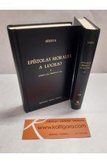EPÍSTOLAS MORALES A LUCILIO I Y II (2 TOMOS). BIBLIOTECA CLÁSICA GREDOS 92 Y 129