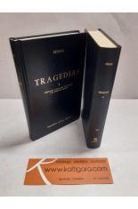 TRAGEDIAS I Y II (2 TOMOS). BIBLIOTECA CLÁSICA GREDOS 26 Y 27