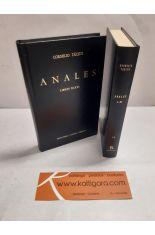 ANALES. LIBROS I-VI Y XI-XVI (2 TOMOS). BIBLIOTECA CLÁSICA GREDOS 19 Y 30