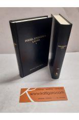 POESÍA EPIGRÁFICA LATINA I Y II (2 TOMOS) BIBLIOTECA CLÁSICA GREDOS 259 Y 260