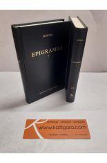 EPIGRAMAS I Y II (2 TOMOS). BIBLIOTECA CLÁSICA GREDOS 236 Y 237
