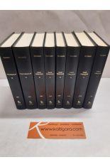 VIDAS PARALELAS (8 TOMOS). BIBLIOTECA CLÁSICA GREDOS 77, 215, 354, 356, 362, 363, 379 Y 386