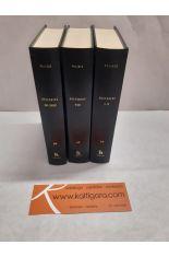 HISTORIA. LIBROS I- XXXIX. (3 TOMOS) BIBLIOTECA CLÁSICA GREDOS 38, 43 Y 58