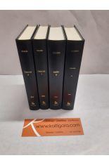 CARTAS A ÁTICO - CARTAS A LOS FAMILIARES (4 TOMOS). BIBLIOTECA CLÁSICA GREDOS 223, 224, 366, 374