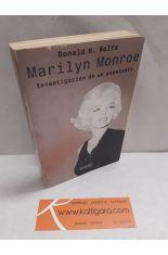 MARILYN MONROE, INVESTIGACIÓN DE UN ASESINATO