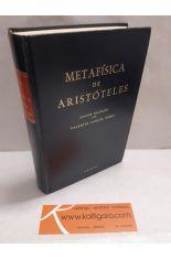 METAFÍSICA (EDICIÓN TRILINGÜE GRECO-LATINO-ESPAÑOLA)