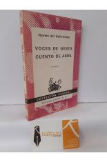 VOCES DE GESTA - CUENTO DE ABRIL