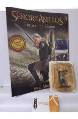 LEGOLAS (REVISTA + FIGURA DE PLOMO) EL SEÑOR DE LOS ANILLOS 3.