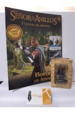 BOROMIR (REVISTA + FIGURA DE PLOMO) EL SEÑOR DE LOS ANILLOS 8