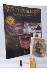 ÉOWYN EN LOS CAMPOS DEL PELENNOR (REVISTA + FIGURA DE PLOMO) EL SEÑOR DE LOS ANILLOS 59