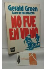 NO FUE EN VANO