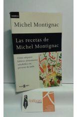LAS RECETAS DE MICHEL MONTIGNAC, COMO ADQUIRIR HÁBITOS ALIMENTARIOS SALUDABLES SIN PRIVARSE DE NADA