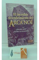 EL INCREIBLE DESCUBRIMIENTO DEL ARCA DE NOÉ